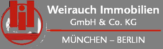 Weirauch Immobilien Logo Hell